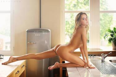 Kitchen Sports by ArtofdanPhotography