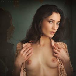 Portrait Of A Beauty by ArtofdanPhotography