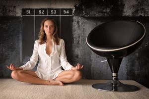 Meditation Room by ArtofdanPhotography