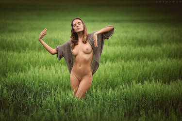 The Spirit Of Sensuality by ArtofdanPhotography