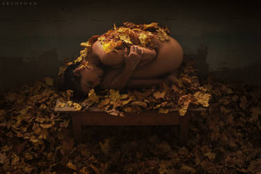 Sensual Leaves by ArtofdanPhotography