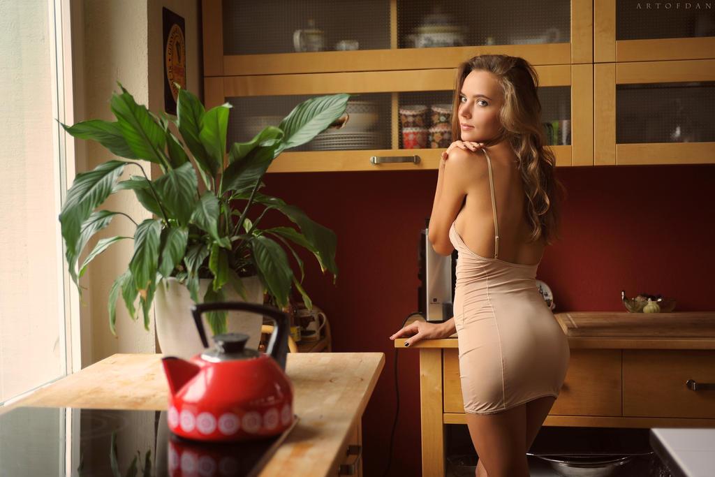 Kitchen Beauty by ArtofdanPhotography