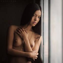 Secret Eyes by ArtofdanPhotography