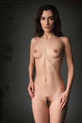 Nude Portrait by ArtofdanPhotography
