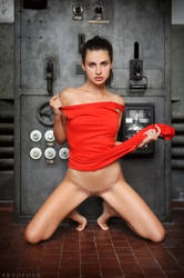 Power Red by ArtofdanPhotography