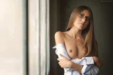 My Secretary by ArtofdanPhotography
