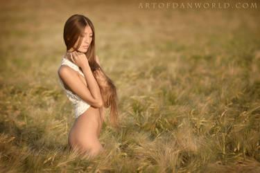 Queen Of Fields by ArtofdanPhotography