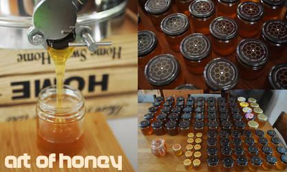 Art of honey