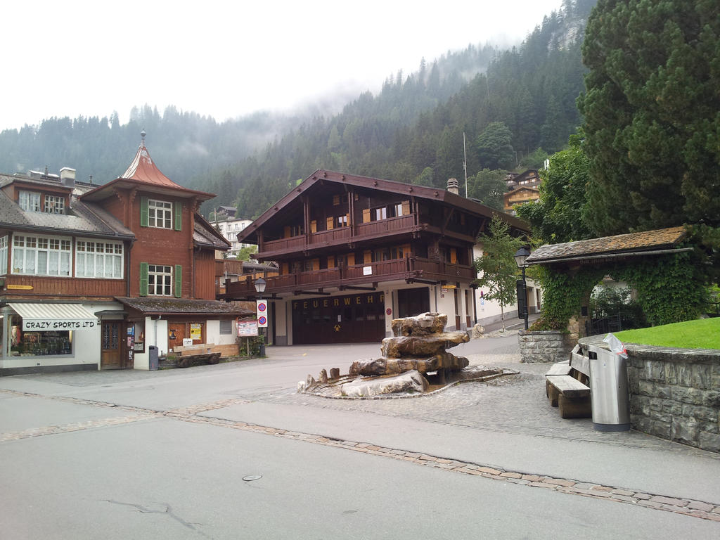 Adelboden ,switzerland by miguelangela