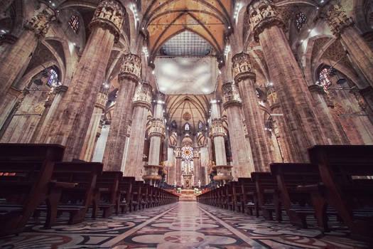 Duomo Interior #1