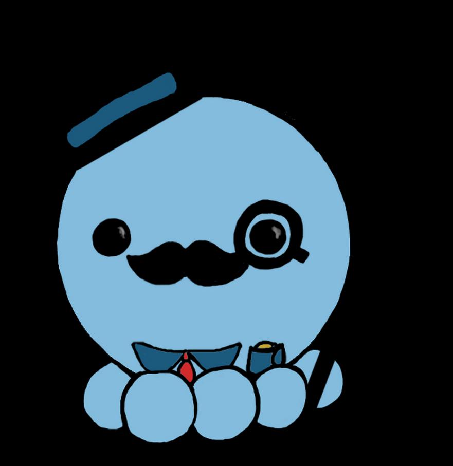 Sir Octopus By Emibrus1 On Deviantart