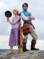 Princess and the thief by Starblom