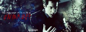 Nikola Tesla Facebook Cover by yamiinsane