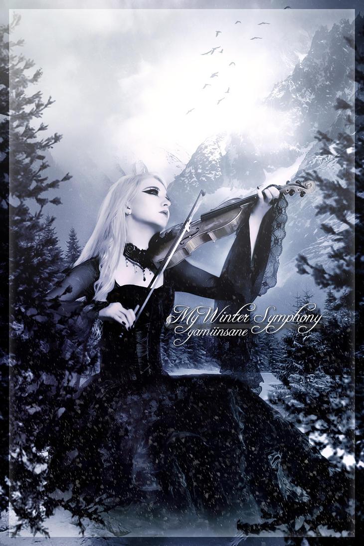 My Winter Symphony by yamiinsane