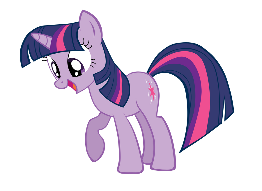 My Little Pony : La Magia De La Amistad : Twilight (Brony)