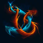 Inseparable Dragons Of Darth Sigma