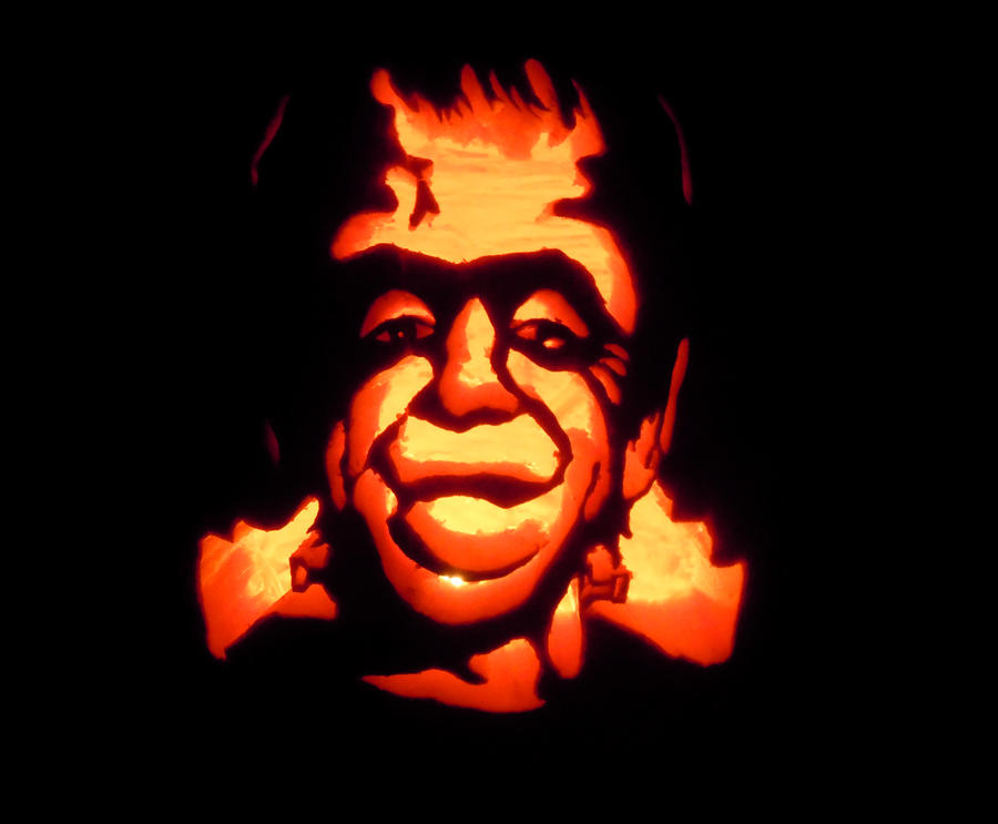 Herman Munster by ritter99
