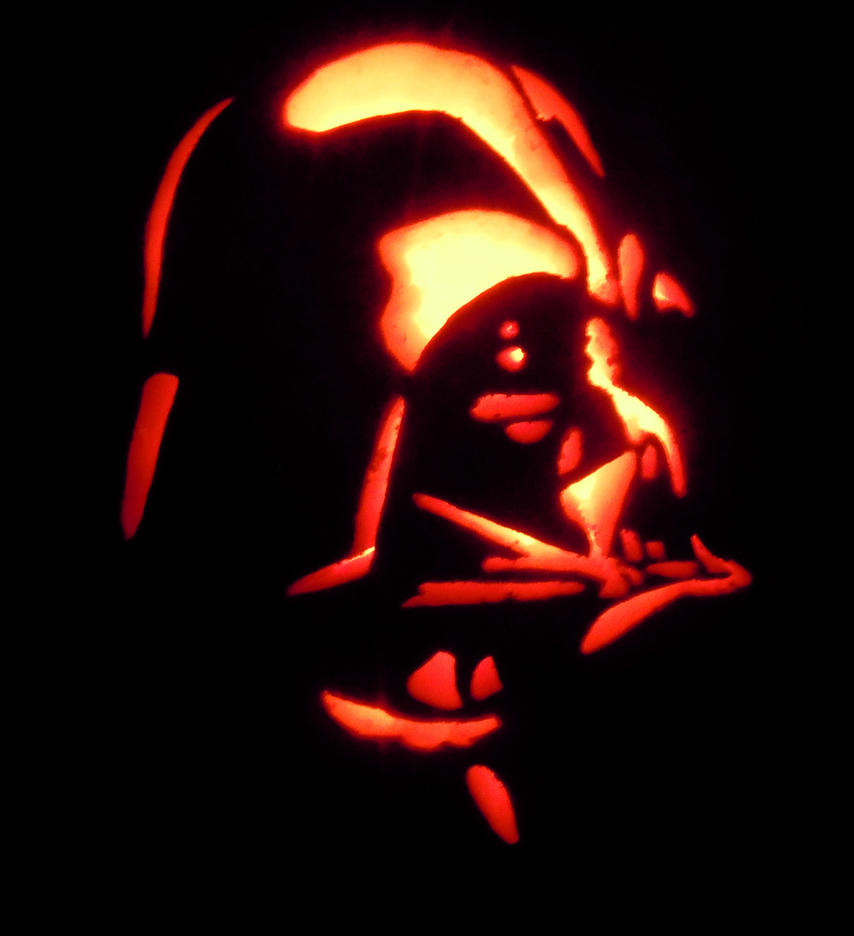 Darth Vader by ritter99