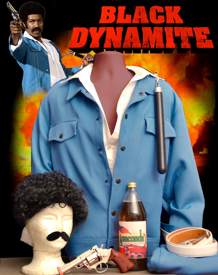 black dynamite costume by ritter99 - Black Dynamite Halloween Costume