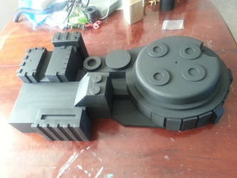 Ghostbusters Proton Pack Build Completed Buck by ritter99