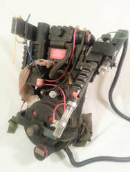 Ghostbusters Proton Pack by ritter99