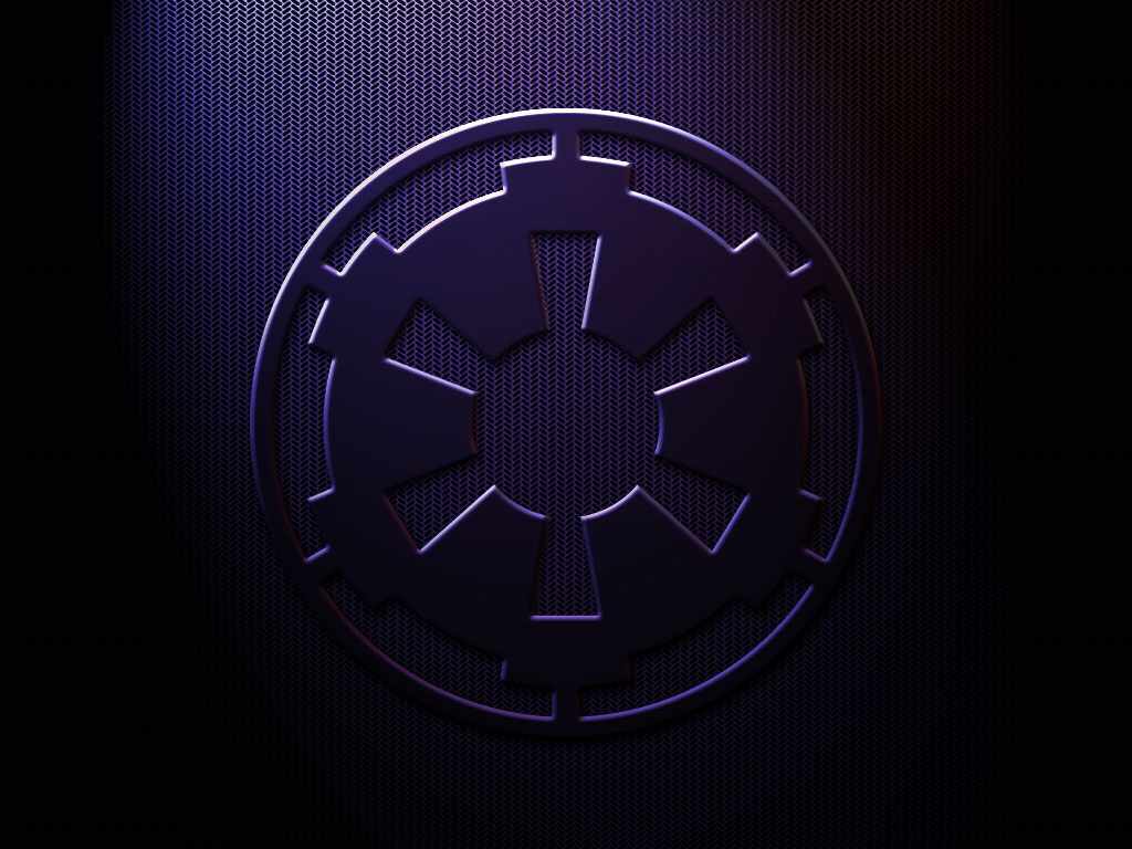 Imperial Logo Wallpaper by DraxianDezigns