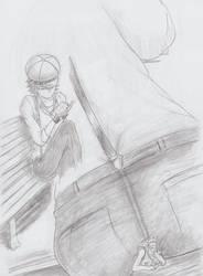 Dance Break Under the Detective by kogochew