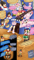 Asuka's Tiny Training 1/6 by kogochew