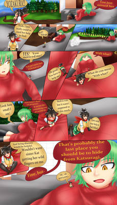 Asuka's Tiny Training 5/6