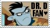 Dr Drakken Fan Stamp by sallychan