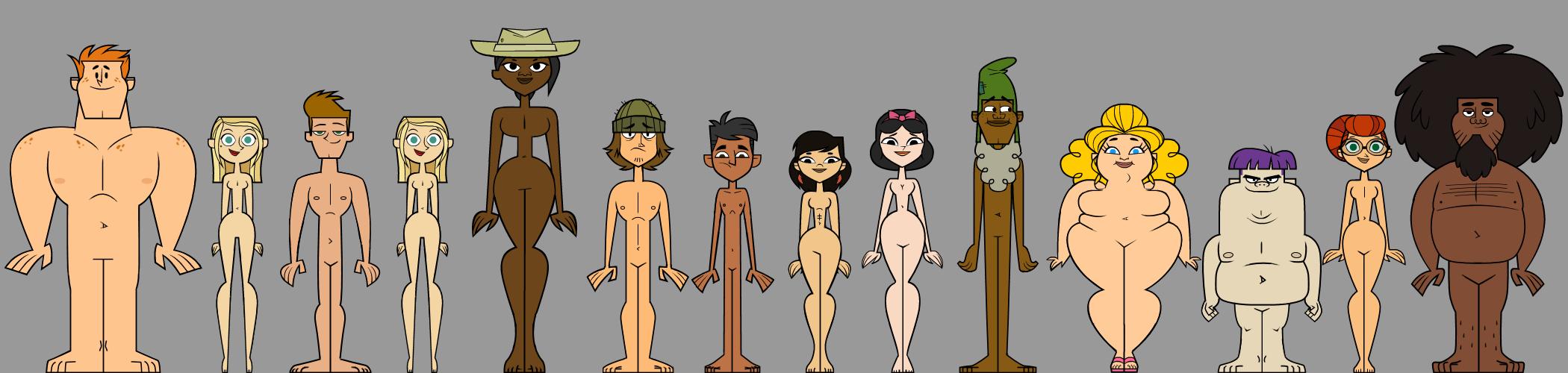 Total Drama Nudity 91