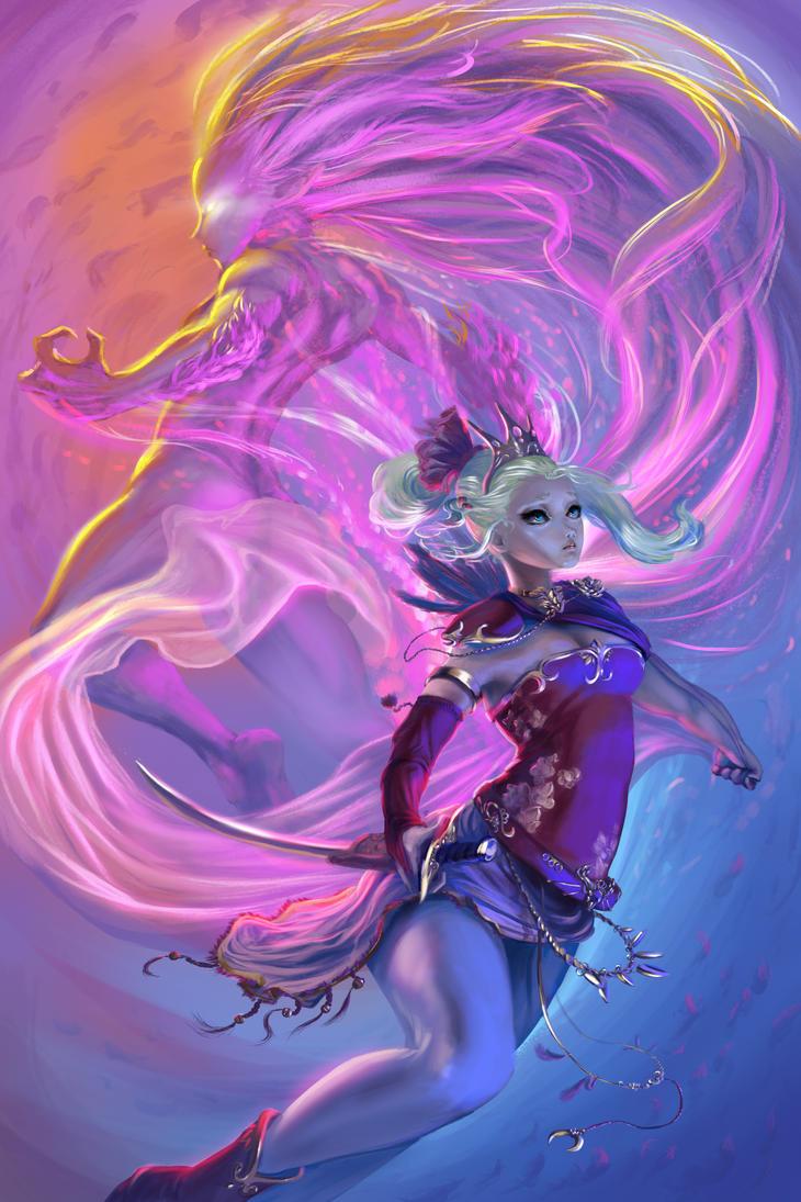 Terra - final fantasy 6 by GLV-DA
