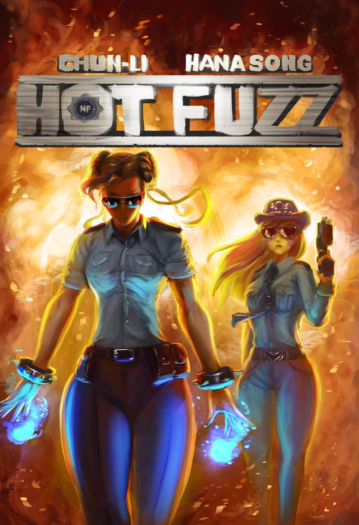 Hot Fuzz by GLV-DA