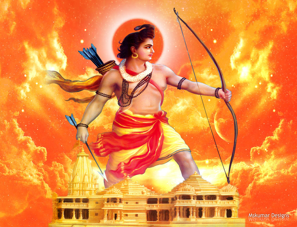 Top God Rama Wallpapers for free download