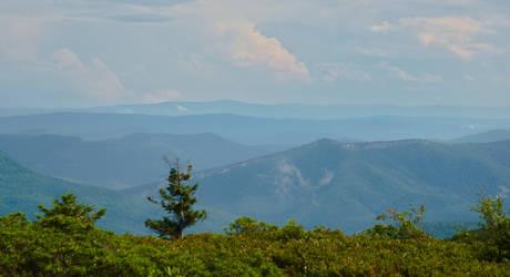 Chimney Rock, Dolly Sods Wilderness, WV