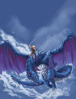 Dragonia 1 by ZAPF-zeichnet