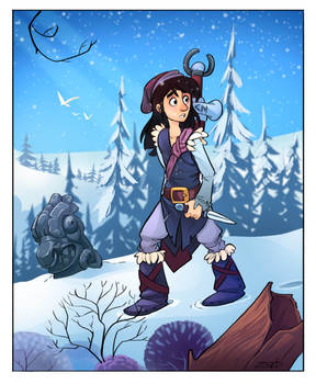 Loki test illustration