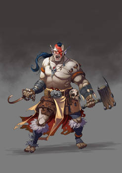 Orc Level 1