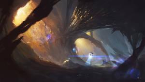 Cave by rulez-dmitriy