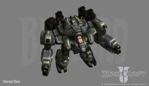 Starcraft 2: Terran Thor