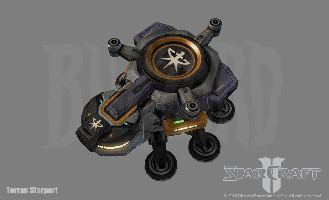 starcraft 2 how to use a nuke