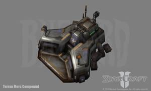 SC2: Terran Merc Compound