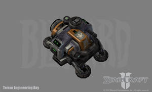 SC2: Terran Engineering Bay