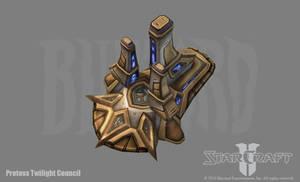 SC2: Protoss Twilight Council