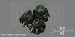 SC2: Vespene Geyser