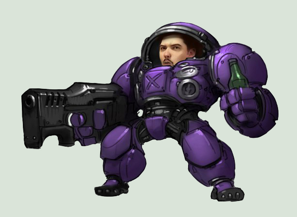 SC2: Phill by PhillGonzo