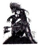 Troll Axethrower