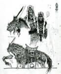 Undead Deathknight
