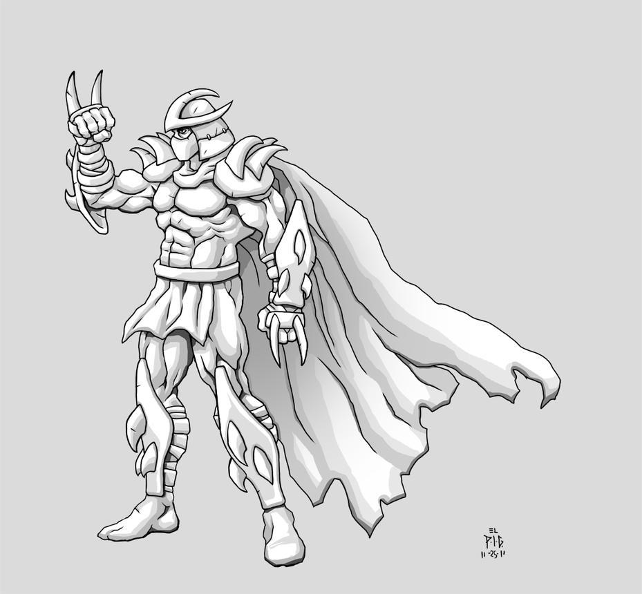 Shredder By PhillGonzo On DeviantArt