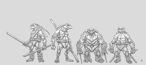 TMNT by Boarguts